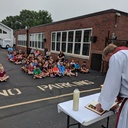 School Outdoor Mass 5/22/18 photo album thumbnail 5