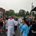 School Outdoor Mass 5/22/18 photo album thumbnail 13